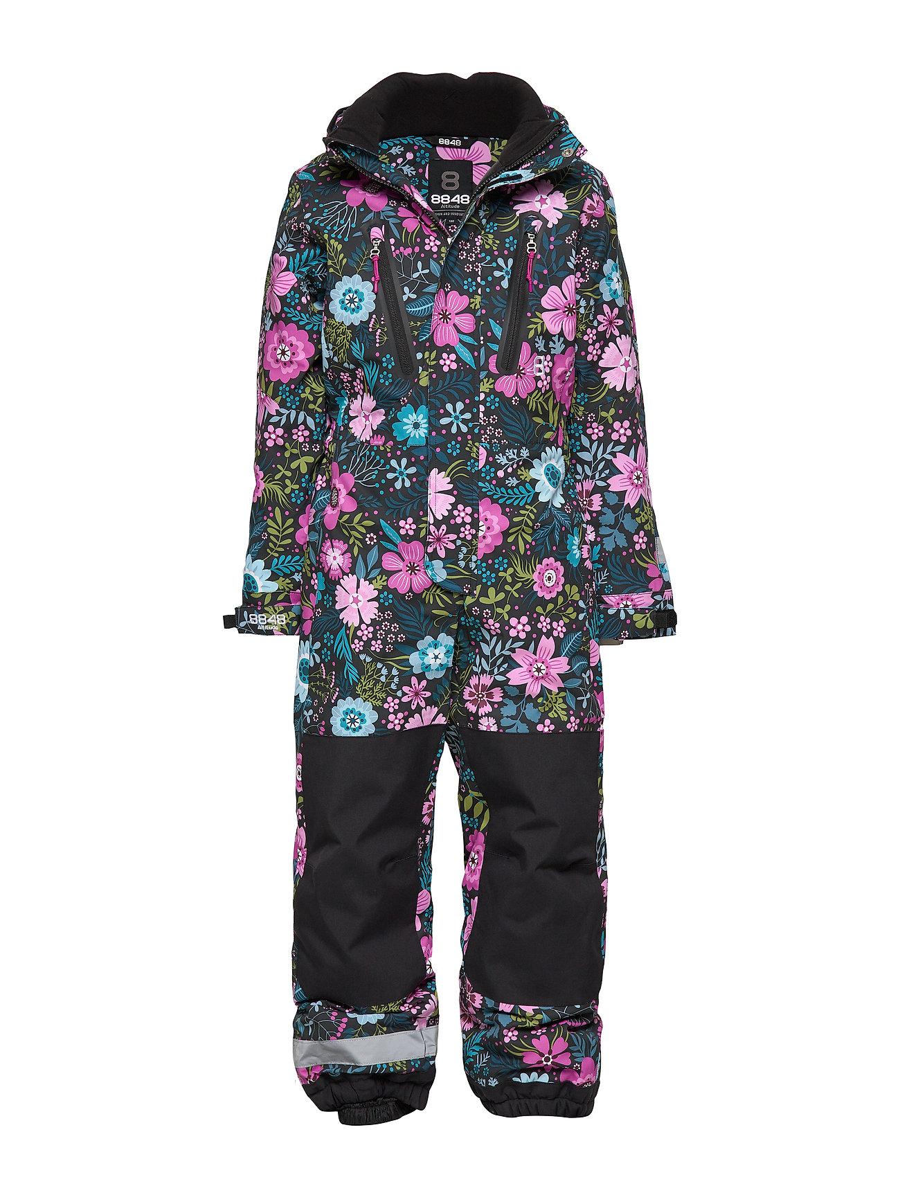 8848 Altitude Karel Minior suit - FLOWER