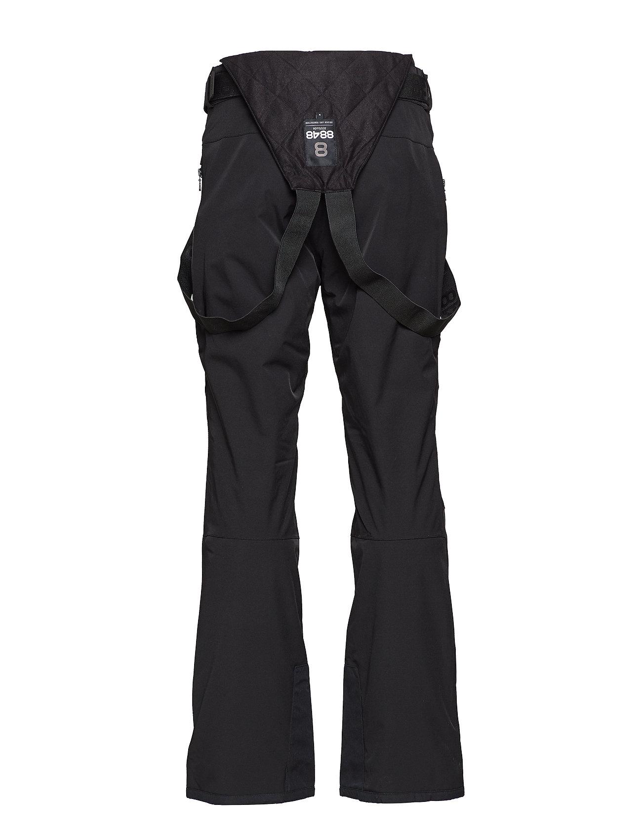 Venture 18 Pants Casual Bukser Sort 8848 Altitude
