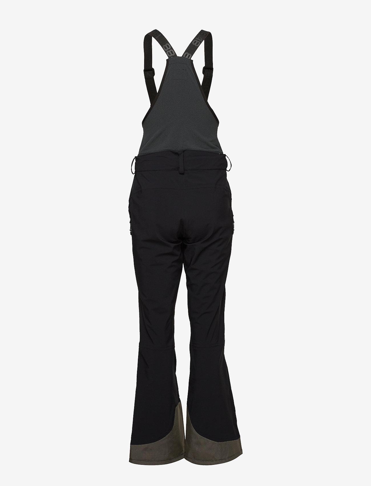 8848 Altitude - Chute W Pant - shell pants - black - 1