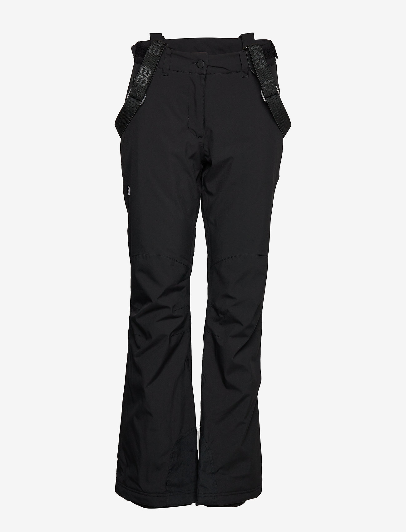 8848 Altitude - Ewe W Pant - softshell pants - black - 0