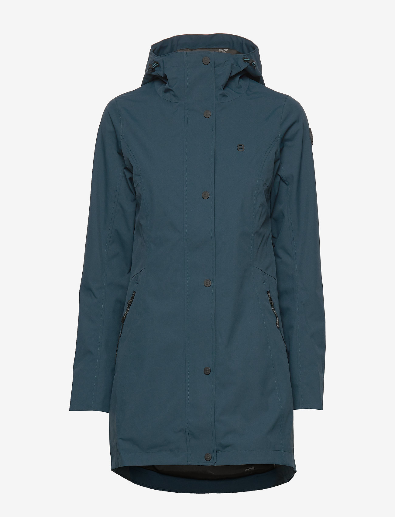 8848 Altitude - Scarlett W Jacket - outdoor & rain jackets - reflecting pond - 1