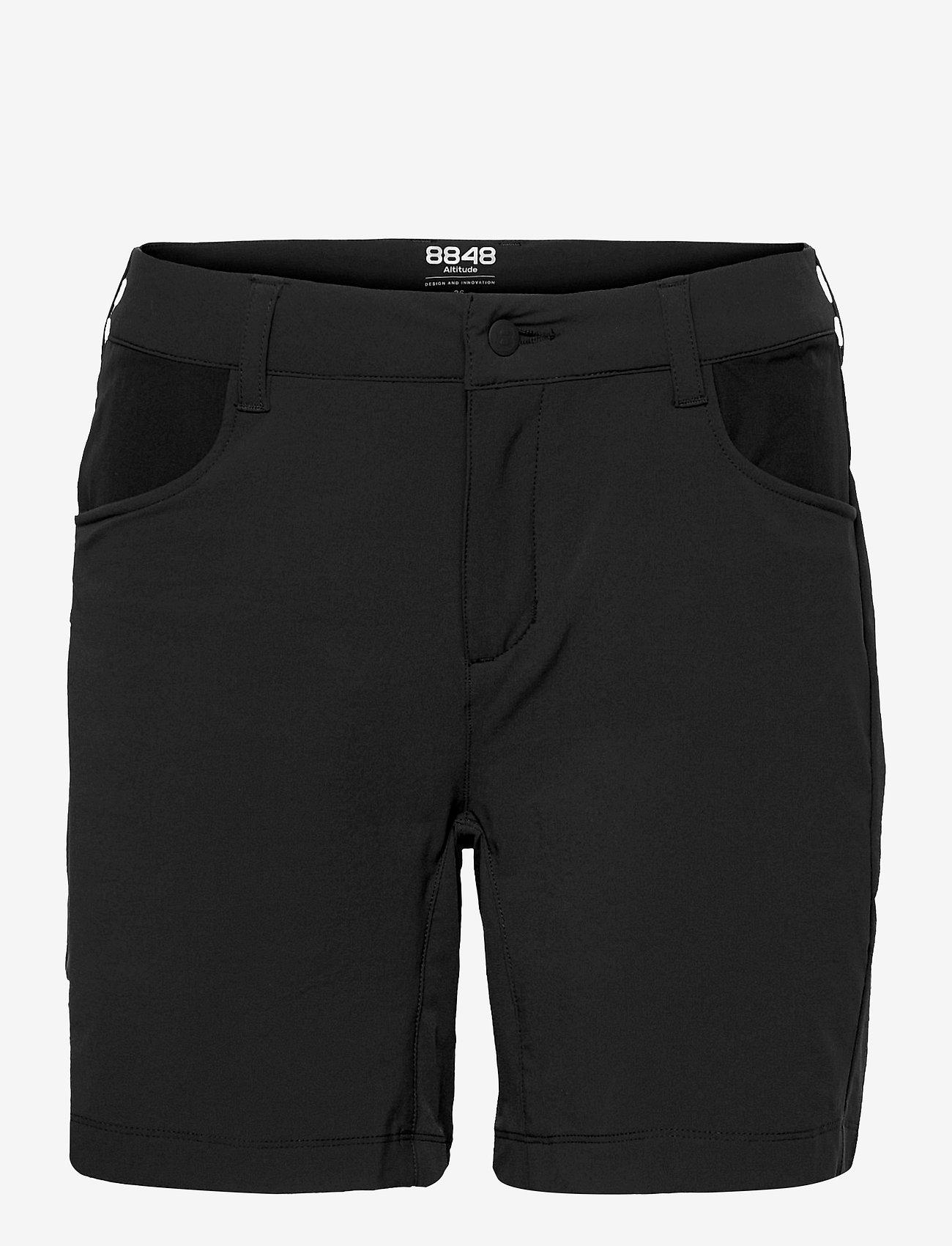 8848 Altitude - Piper W Shorts - wandel korte broek - black - 0