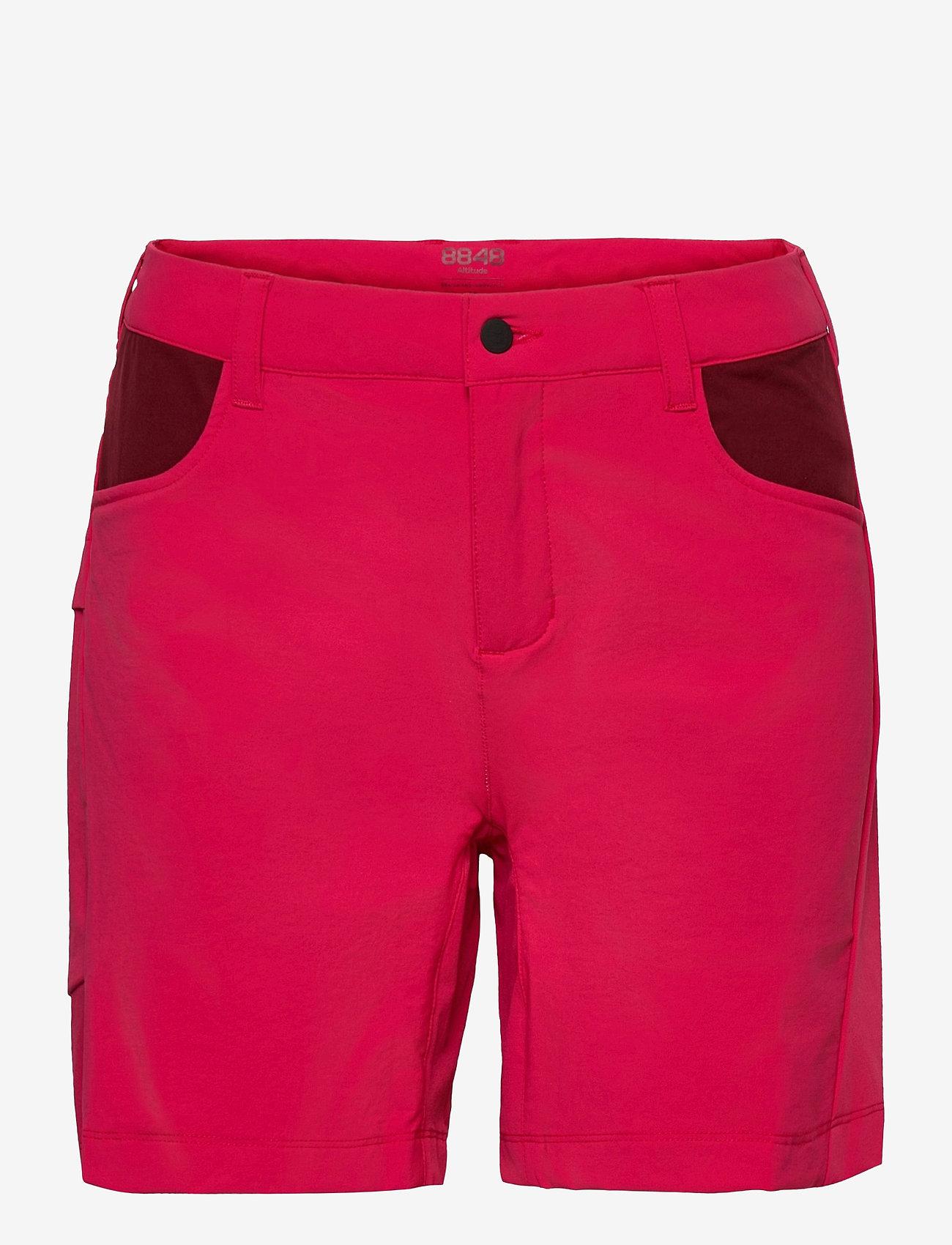 8848 Altitude - Piper W Shorts - wandel korte broek - raspberry - 0