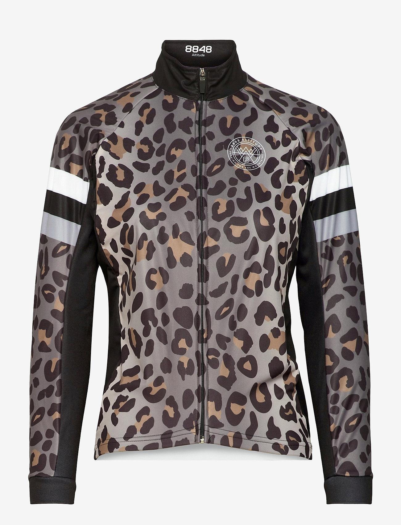 8848 Altitude - Cherie W Jacket - sports jackets - leopard - 0