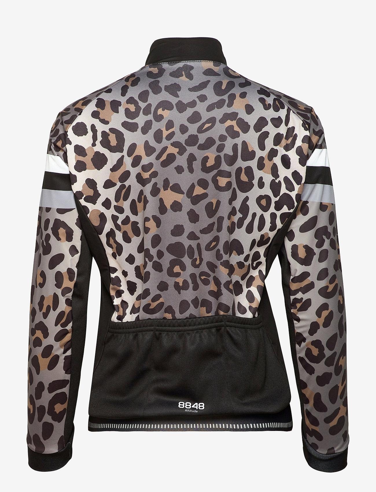 8848 Altitude - Cherie W Jacket - sports jackets - leopard - 1