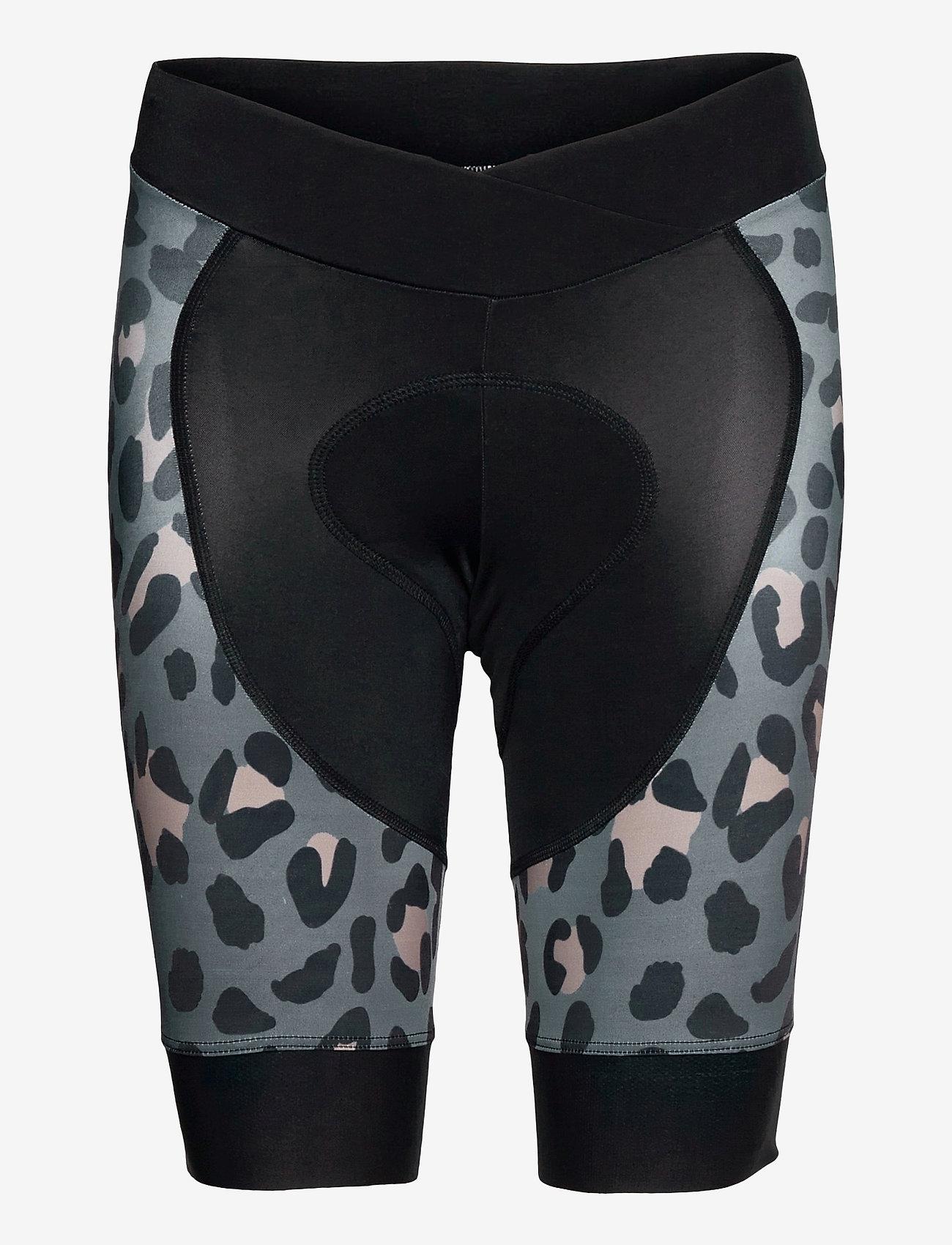 8848 Altitude - Coca 2.0 W Bike Shor - wielrenshorts & -leggings - leopard - 0
