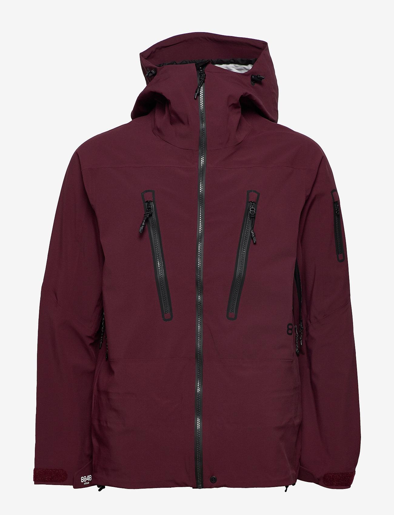 8848 Altitude Gansu Jacket - Jackor & Rockar Amarone