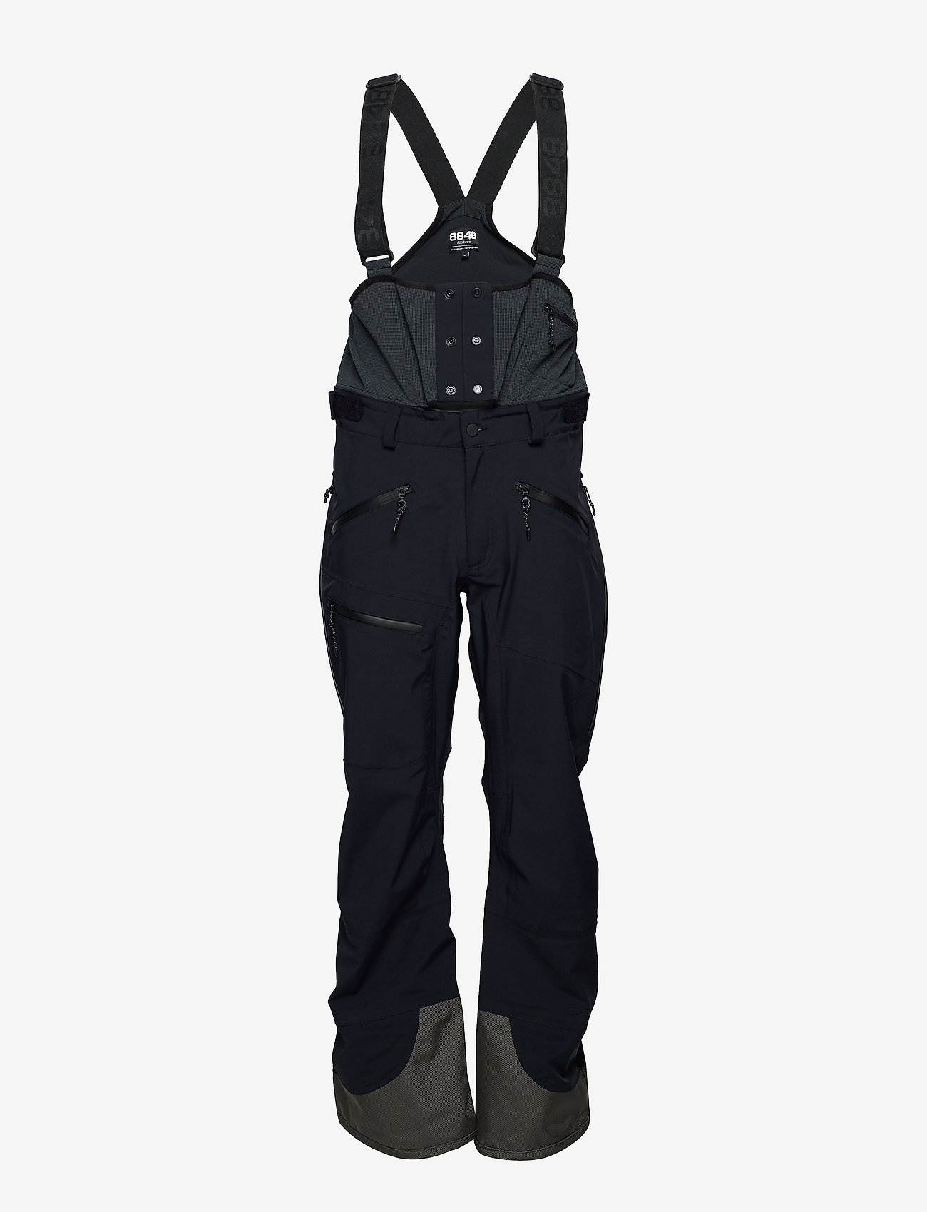 8848 Altitude - Creekside Pant - shell pants - black - 0