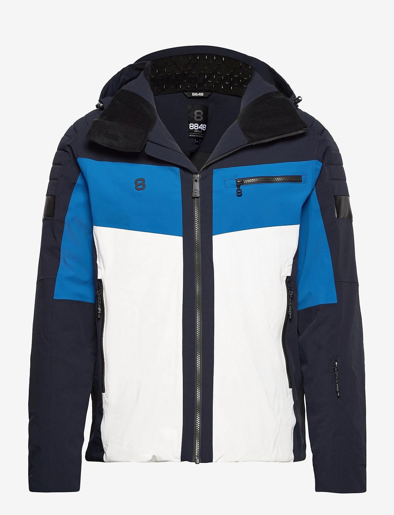 8848 Altitude - Fleming Jacket - skijakker - blanc - 0
