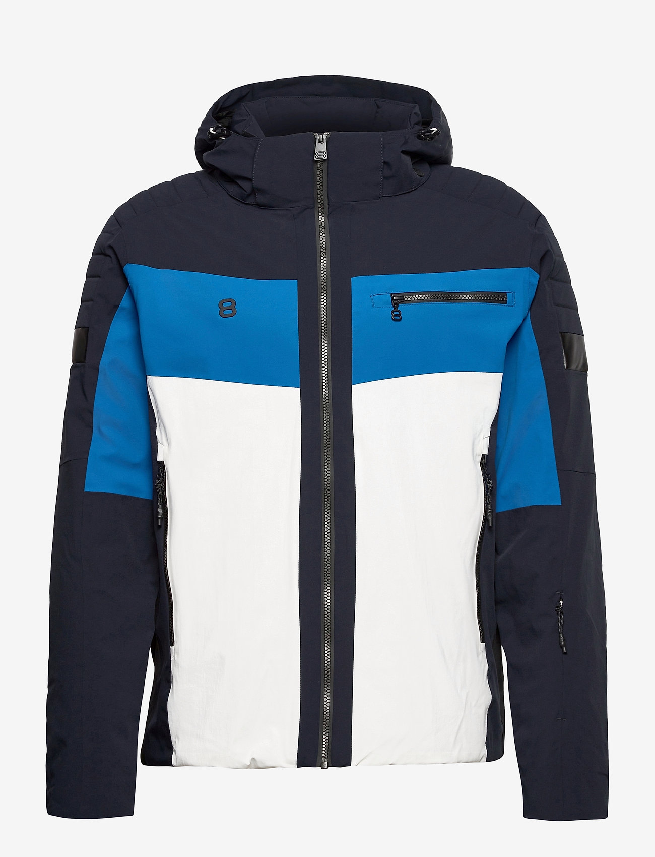8848 Altitude - Fleming Jacket - skijakker - blanc - 1
