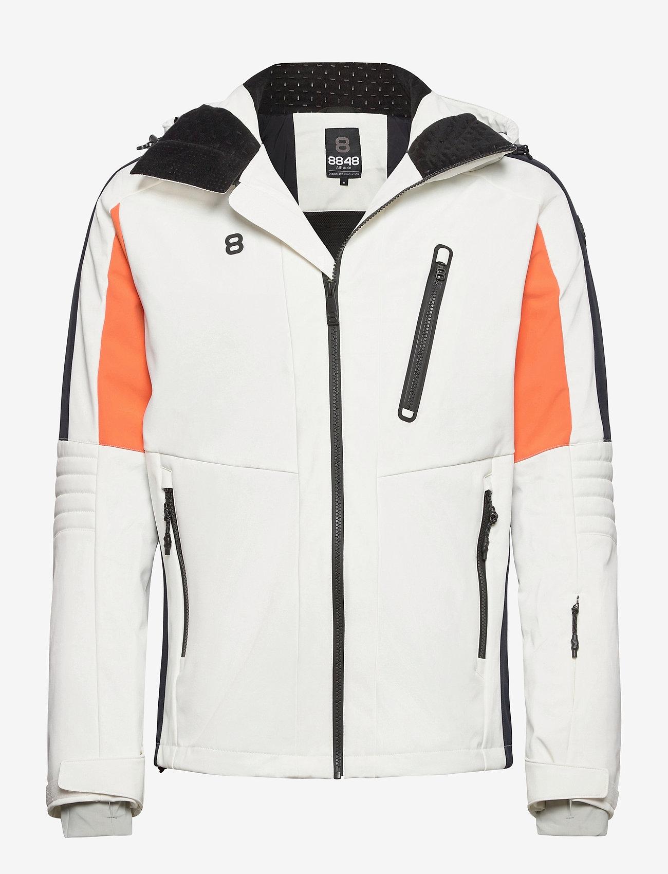 8848 Altitude - Lois Jacket - ski jassen - blanc - 0