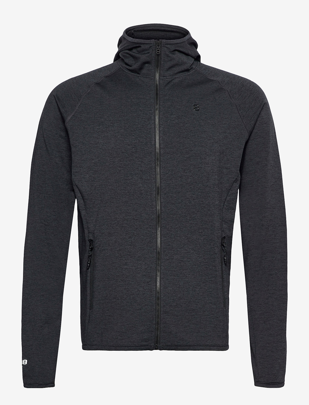 8848 Altitude - Tolga Hoodie - basic-sweatshirts - black - 0