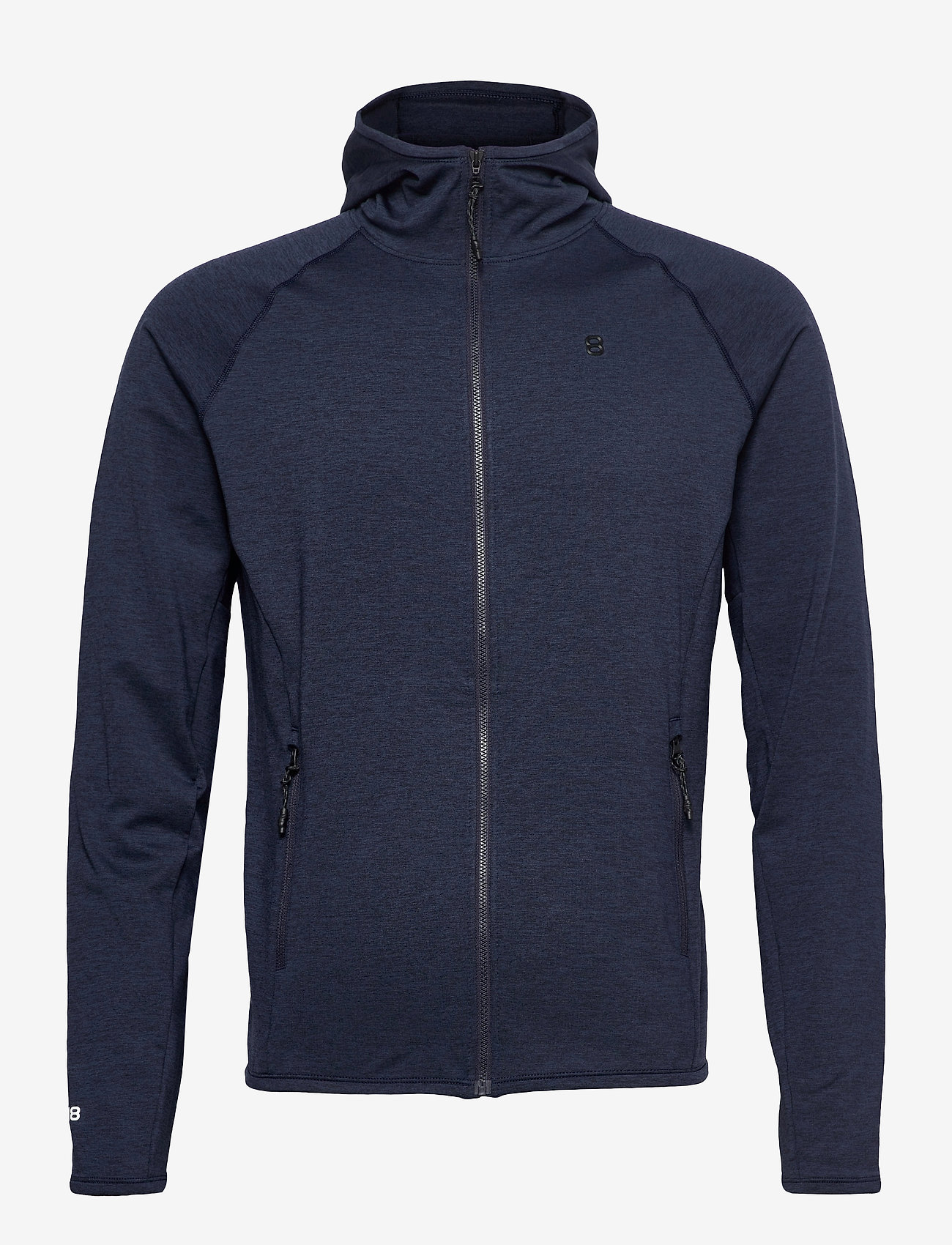 8848 Altitude - Tolga Hoodie - basic-sweatshirts - navy - 0