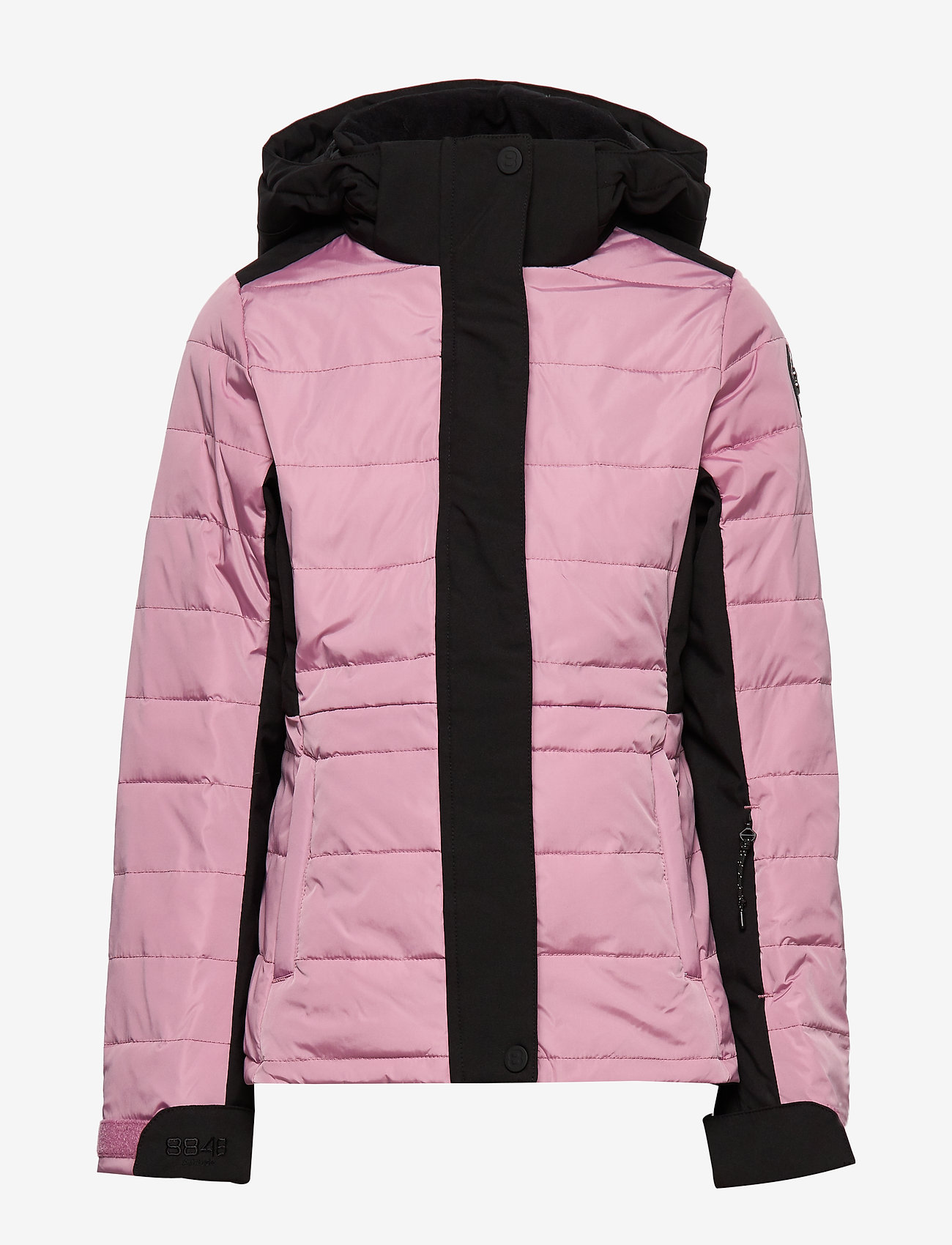 8848 Altitude - Mini JR Jacket - kurtka zimowa - rose - 1