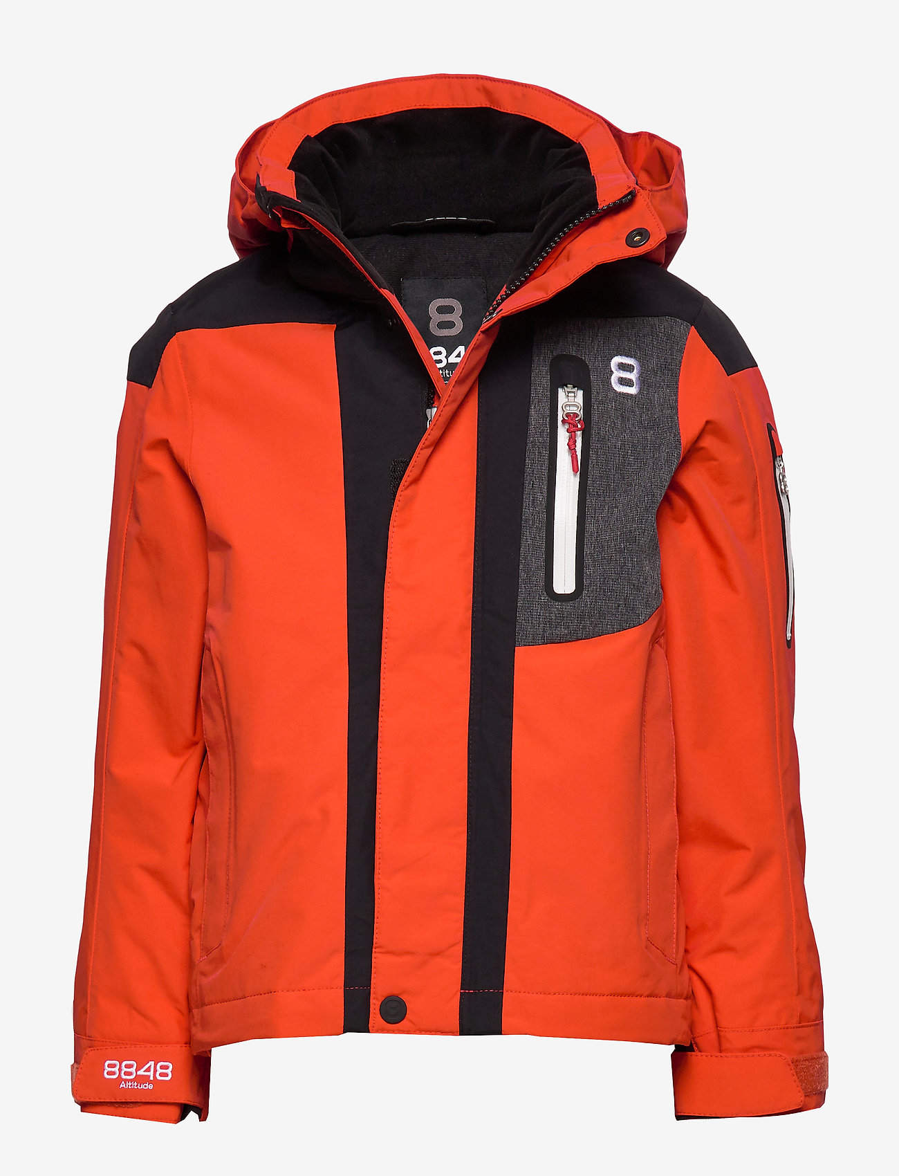 8848 Altitude - Aragon JR Jacket - thermo jacket - red clay - 0