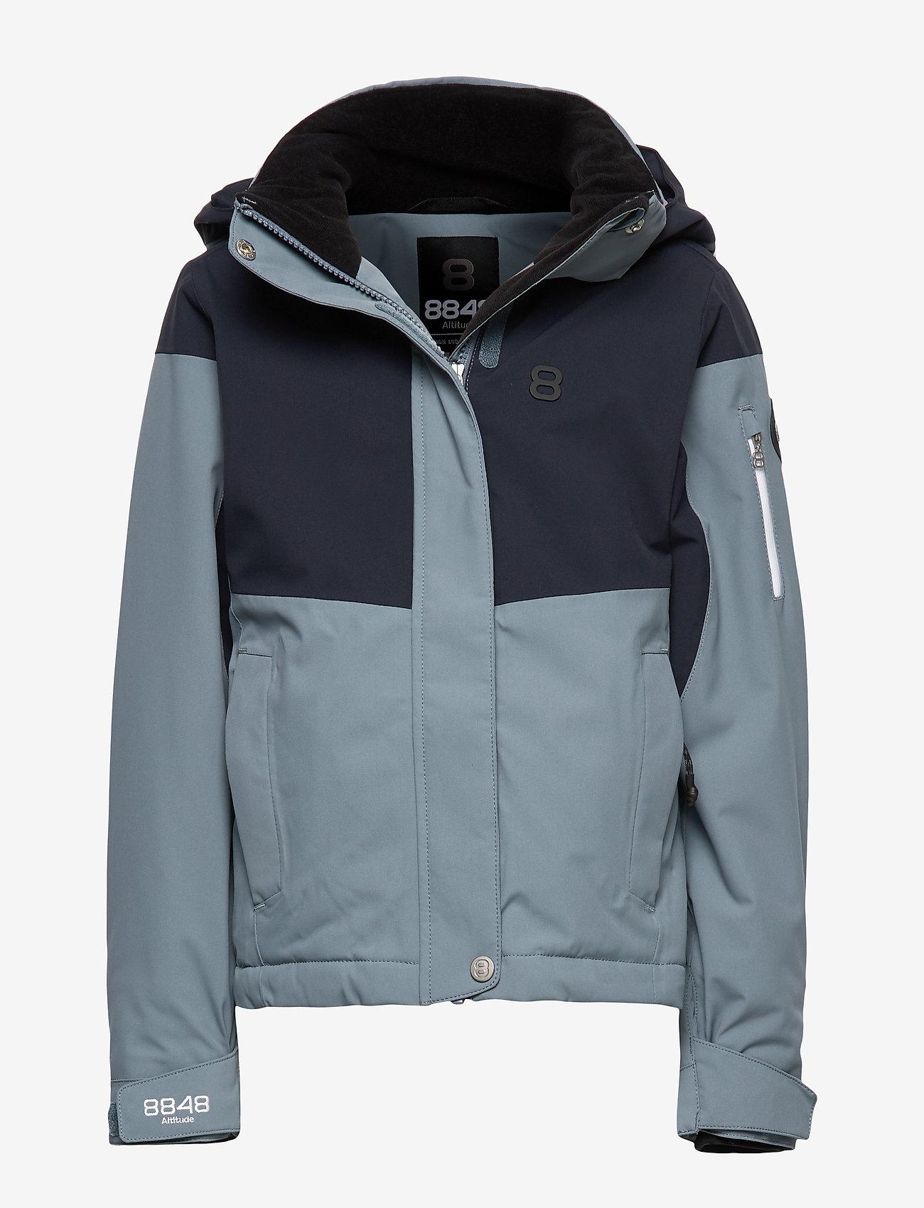 8848 Altitude - Florina JR Jacket - kurtka zimowa - pearl blue - 0