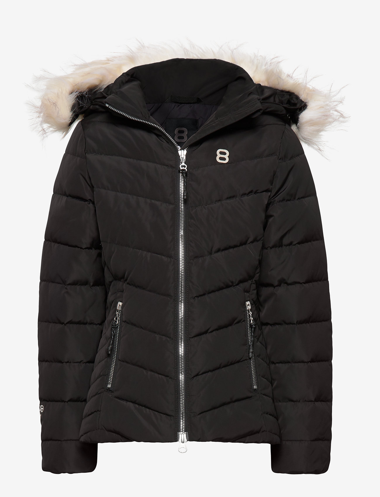 8848 Altitude - Vera JR Jacket - kurtka zimowa - black - 0