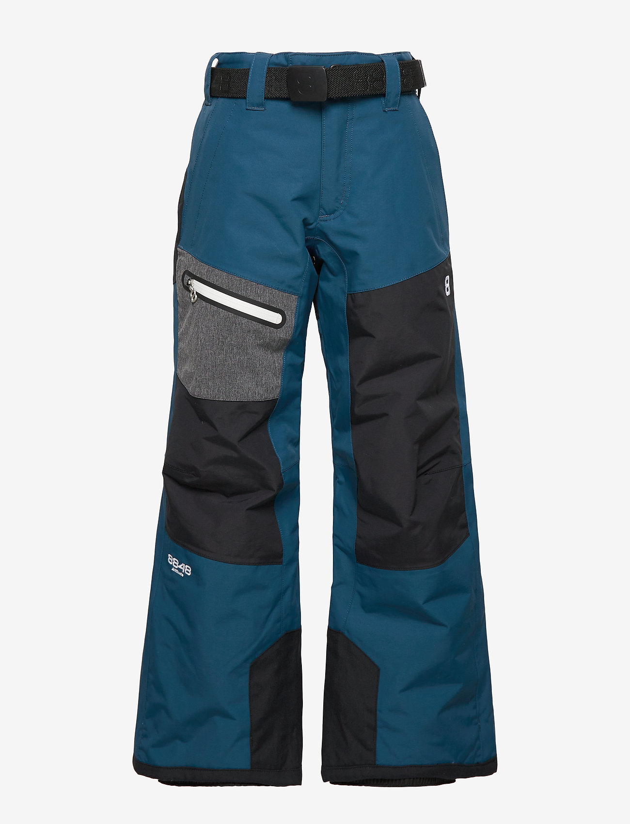 8848 Altitude - Defender JR Pant - schneehose - deep dive - 0