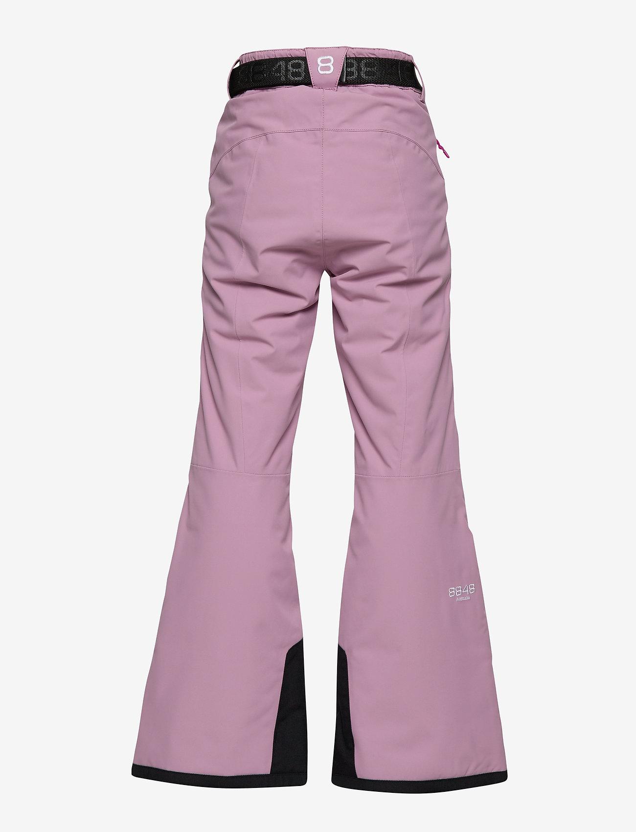 8848 Altitude - Grace JR Pant - spodnie zimowe - rose - 1