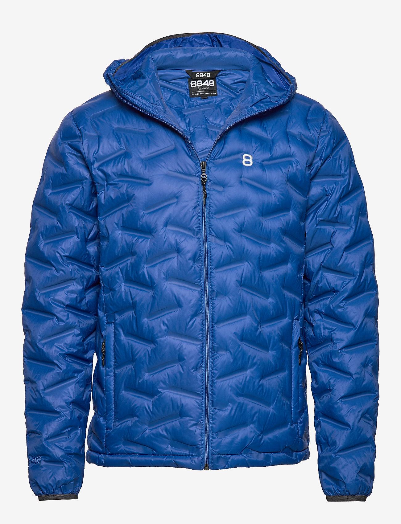 8848 maximilia damen jacke blau