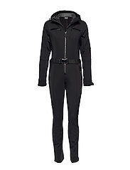 Cat W Ski Suit - BLACK