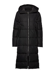 Biella W Coat - BLACK