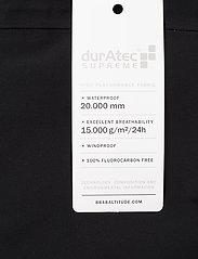 8848 Altitude - Chute W Pant - shell pants - black - 6