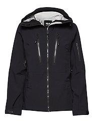 Pow W Jacket - BLACK