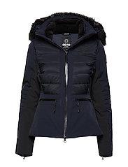 Cristal Jacket - NAVY