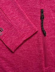 8848 Altitude - Peach W Sweat - mid layer jackets - magenta - 3