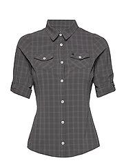 Swanson W Shirt - CHARCOAL