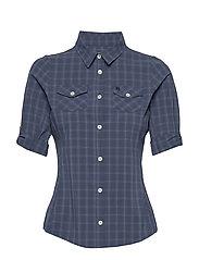 Swanson W Shirt - INDIGO