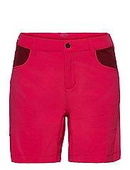 Piper W Shorts - RASPBERRY