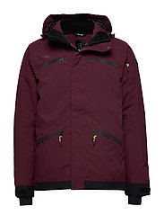 Fairbank Jacket - AMARONE
