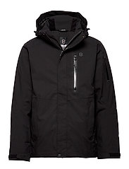 Castor Jacket - BLACK