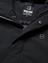 8848 Altitude - Heat Grip Coat - insulated jackets - black - 3