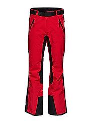8848 Altitude - Rothorn Pant - spodnie narciarskie - red - 0