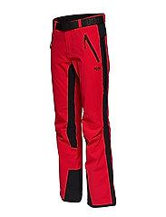 8848 Altitude - Rothorn Pant - spodnie narciarskie - red - 8