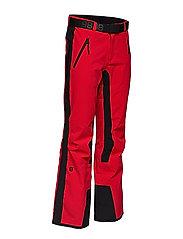 8848 Altitude - Rothorn Pant - spodnie narciarskie - red - 9