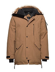Imperial Down Parka - BRONZE