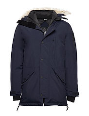 Imperial Down Parka - NAVY