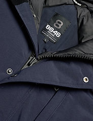 8848 Altitude - Imperial Down Parka - kurtki puchowe - navy - 6