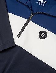 8848 Altitude - Gavio 1/2 Zip - basic sweatshirts - navy - 2