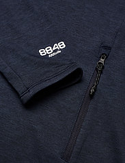 8848 Altitude - Tolga Hoodie - basic-sweatshirts - navy - 3