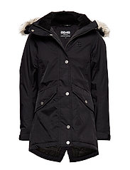 Maltese JR Jacket - BLACK
