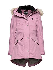 Maltese JR Jacket - ROSE