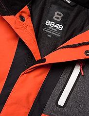8848 Altitude - Aragon JR Jacket - thermo jacket - red clay - 6