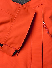 8848 Altitude - Aragon JR Jacket - thermo jacket - red clay - 7