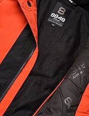 8848 Altitude - Aragon JR Jacket - thermo jacket - red clay - 8