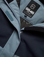 8848 Altitude - Florina JR Jacket - kurtka zimowa - pearl blue - 6